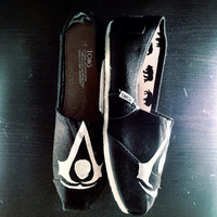 SALE: Assassin's Creed TOMS (men) in honor of the new release!
