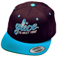 Glice to meet you snapback - Default Title