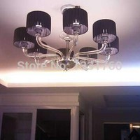 8 heads Barovier&Toso Alexandra chandeliers modern pendant lamp ceiling lamp living room aurora lighting 5 heads 6 heads