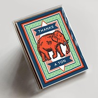 Thanks a Ton Elephant Boxed Set
