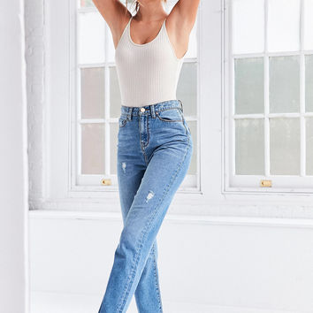 BDG Mom Jean - Vintage Wash | Urban Outfitters