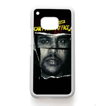 Weeknd Can'T Feel My Face HTC One Case Available For HTC One M9 HTC One M8 HTC One M7