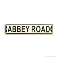The Beatles Abbey Road Magnet on Sale for $3.50 at The Hippie Shop
