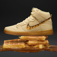 Nike SB Dunk High Prem-Flat Gold Star/Gum Light Brown/Gum Light Brown/Classic Brown