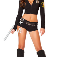 Officer Sexy Costume
