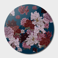 «Night Garden» Disk by Suzanne Carter - Exclusive Edition from $84   Curioos
