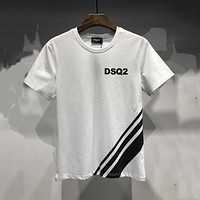 Dsquared Women Or Men Fashion Casual Shirt Top Tee