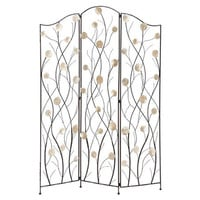 I love the Cosmopolitan Capiz Room Divider in the Bold Black, Bright White event at Joss and Main!
