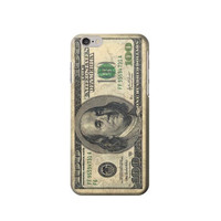 P0702 Money Dollars Phone Case For IPHONE 6S