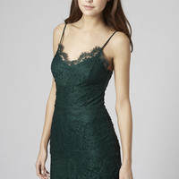 Lace Bodycon Tunic - Topshop
