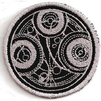 Doctor Who, Time Lord Seal Patch