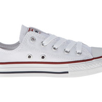 Converse Kids Chuck Taylor® All Star® Core Ox (Little Kid) Charcoal - Zappos.com Free Shipping BOTH Ways