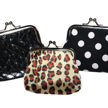 My little coin purse (3 styles)