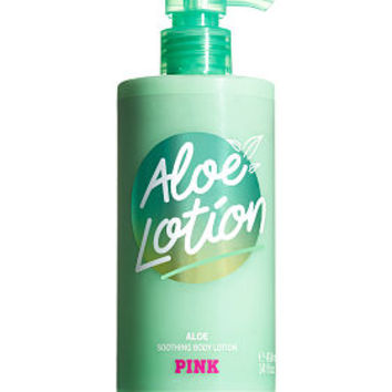 Aloe Soothing Body Lotion - PINK - Victoria's Secret