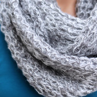 Knitted With Love Scarf
