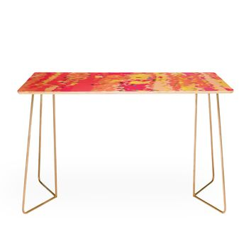 Rosie Brown Confetti Desk