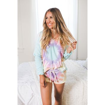 The Lolli Tie Dye Hoodie FINAL SALE