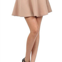 Essential Flared Skirt (more colors)- FINAL SALE