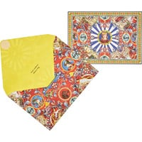 Dolce & Gabbana - Carretto Princess set of printed note cards and envelopes