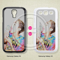 Miley Cyrus, Phone cases, Samsung Galaxy S3 Case, Samsung Galaxy S4 Case, Case for Samsung Galaxy, Cover Skin -S0767
