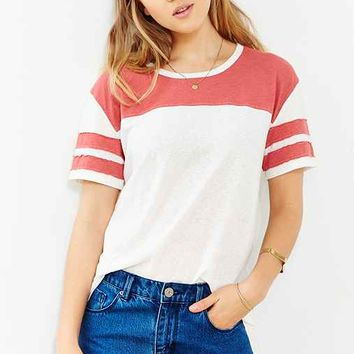 Truly Madly Deeply Football Tee