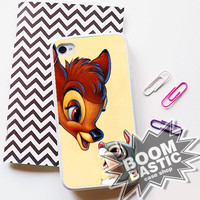 Bambi Disney - for case iPhone 4/4s/5/5c/5s-Samsung Galaxy S2 i9100/S3/S4/Note 3-iPod 2/4/5-Htc one-Htc One X-BB Z10