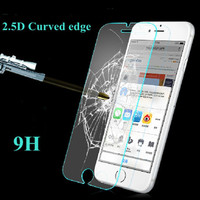 Ultra Thin Premium Tempered Glass Screen Protector - iPhone 6 6S
