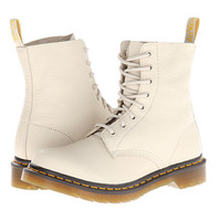Dr. Martens Pascal 8-Eye Boot W Ivory Elk - Zappos.com Free Shipping BOTH Ways