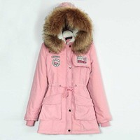 Hats Padded Winter Jacket [61751525401]