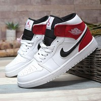 "Air Jordan 1 Mid ""Chicago"" - Best Deal Online"