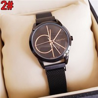 CK Calvin Klein Fashion Men Quartz Watches Wrist Watch