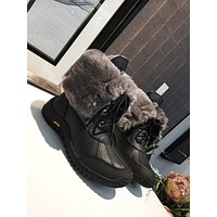 UGG Couples  men Women's Adirondack Tall Snow Boot size 36-44