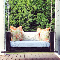 Porch Swing sized to Crib mattress (Shipping Included)