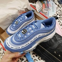 shosouvenir NIKE AIR MAX 97 Air cushion jogging shoes