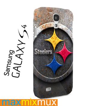 Pittsburgh Steelers Samsung Galaxy Series Full Wrap Cases