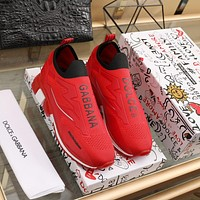 D&G  Men's 2021 New Fashion Casual Shoes Sneaker Sport Running Shoes12