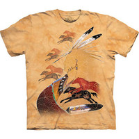 HORSE VISION The Mountain Native American Indian Tribal T-Shirt S-3XL NEW