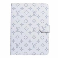 LV Monogram IPAD Protective Case - White