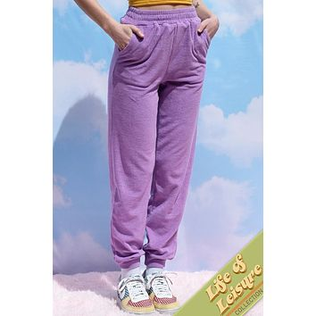 Life Of Leisure Mix N Match Terry Joggers