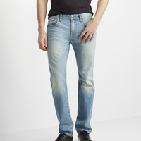 Light Wash Stretch Skinny Jean