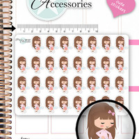 Iron Stickers Iron Planner Stickers Household Stickers Cleaning Stickers Cute Stickers Erin Condren Functional Stickers Kawaii Stickers 1357
