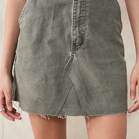 Urban Renewal Recycled Carhartt Mini Skirt | Urban Outfitters