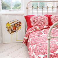 Raja Double Duvet Cover at Urban Outfitters