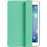 iPad Air Case, ESR Slim Fit Leather Smart Case Cover with Trifold Stand and Magnetic Auto Wake & Sleep Function for iPad Air / iPad 5th Generation (Mint Green)