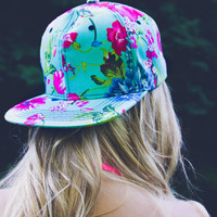 Welcome to Paradise Hat