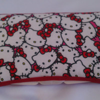 Hello Kitty Wipe Case