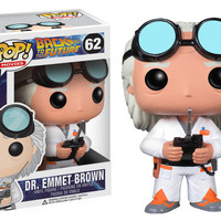 Pop! Doc Brown | BTTF Vinyl Figure