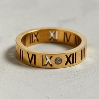 Riakoob Numeral Ring | Urban Outfitters