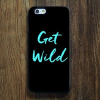 Get Wild Slogan Quotes iPhone XR Case iPhone XS Max plus Ethnic iPhone 8 SE  4 Case Samsung Galaxy S8 S6  Case 094