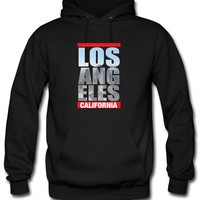 los angeles California 1 Hoodie